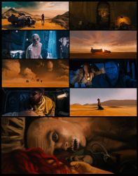 Colour Study - Mad Max by Zary-CZ