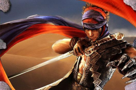 Prince Of Persia Wallpaper by EpitaphOfTwilightCe