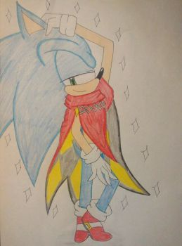 Sonic the Fabulous Ghirahim by Sonicgirlfriend65