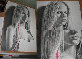 :AVRIL IN PROGRESS III: by Angelstorm-82