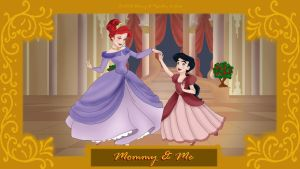 --+Mommy N Me+-- by Jadeit3