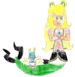 Let's Play with Phoebe and Angelily by DBCDude01