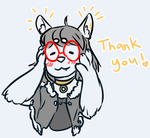 Thank You [Ask Ninroot 1] by ninroot