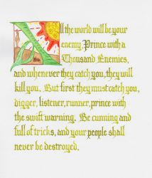 Richard Adams - Prince with a Thousand Enemies by MShades