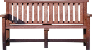 Park Bench PNG.. by AledJonesDigitalArt