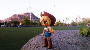 AppleJack Mini by Catsofdeath