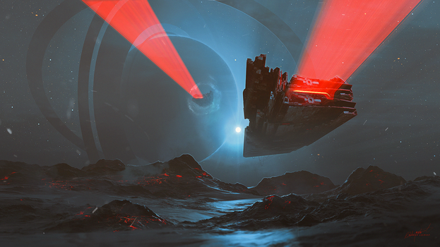Red by KuldarLeement