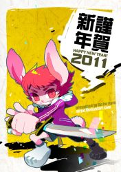 Year of the Rabbit 2011 by AirJar