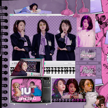 397|IU|Png pack|#12| by happinesspngs