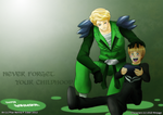 Ninjago: Child's Play by witch-girl-pilar