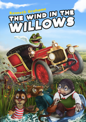 The Wind in the Willows by canitiem