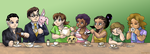 A BICP Tea Party by ErinPtah