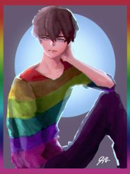 Gay by AceCantes