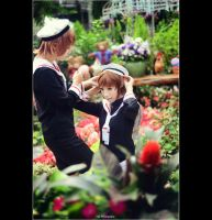 Cardcaptor Sakura - Field Trip to The Garden by vaxzone