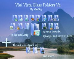 Vini Vista Glass Folders V2 by Vinis13