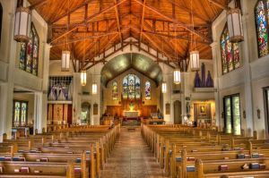 St Pauls Episcopal Church in Key West by tjohare