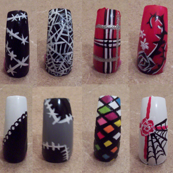 8 Different Types of Nails by CourtHouse