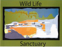 Wildlife Sanctuary Design 2007 by wolf-girl87