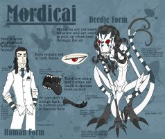 Mordicai Ref by Lost-in-Legends