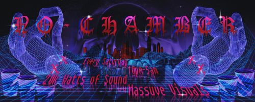 Commissioned Event Page Flyer by KXZXW