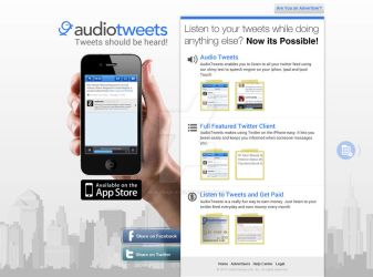 AudioTweets.com by munawar-khel
