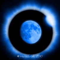 Blue Moon by HennaKrush