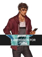 Commossion for Aero by Afternoontm