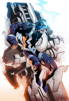 Blackbolt by AlonsoEspinoza