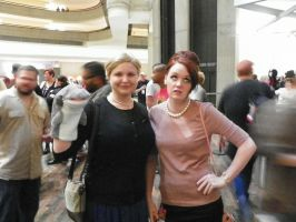 Archer - Pam and Cheryl by mollyisacatlady