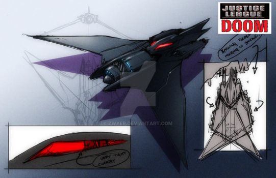 Batwing 3 by ZWYER