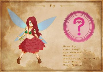 Character Sheet - Pip by AG-Publishing