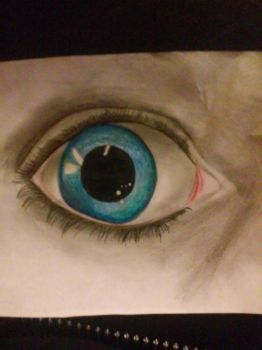 eye by The-11thDoctor