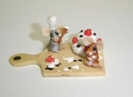 Ratatouille by Fairiesworkshop