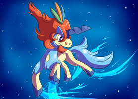 Keldeo's Resolution
