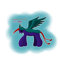 Avienza No.035 by PeerFakemon