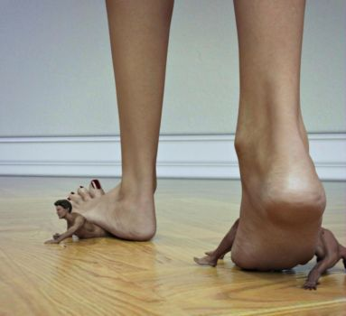 Best Foot Forward by Flagg3D