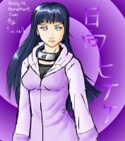 hyuuga hinata by shelly-14