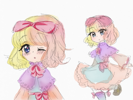 [ ADOPTABLE 1 ] Pastels ~ ((closed, thank you !!)) by Mira-niii