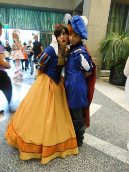Fanime 2013: Snow White and Prince Charming by K-ayu