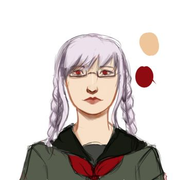 Peko WIP by ShockedBerry