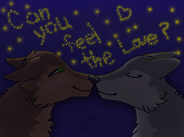 Can You feel the Love? by Wolf--Prime