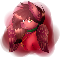 Katja060902 (Art Trade) by 6FingersLoverYT