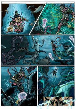 the legend of nezha page 39 coming soon by wanderlei78