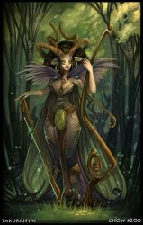 Queen of Celtic by Flying-Fox