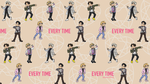 SHINee Every Time by Pulimcartoon