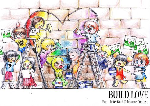 Build LOVE by mengky335