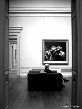 Waiting for Godot by Arsiema