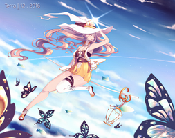 Butterfly March by Auriant