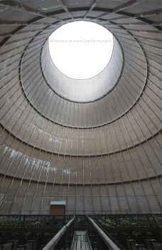 Cooling Tower by thestargazer23