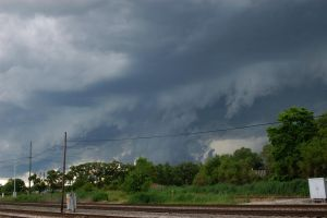 twisting and its heading our way by JDAWG9806